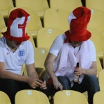 Getty Images, Fans' disappointment at England result