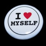 love-myself button