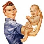 Freelance moeder met ziek kind