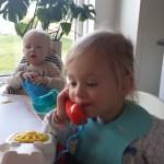 Slimmer ondernemen met kinderen